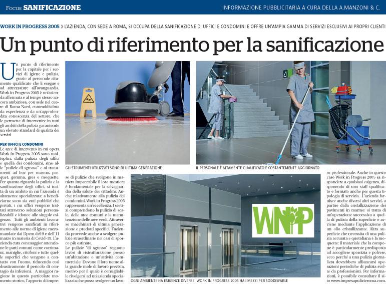 impresa pulizie roma nord